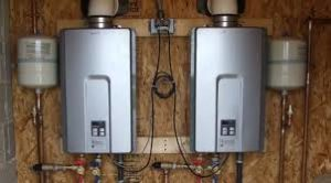 on demand tankless water heater